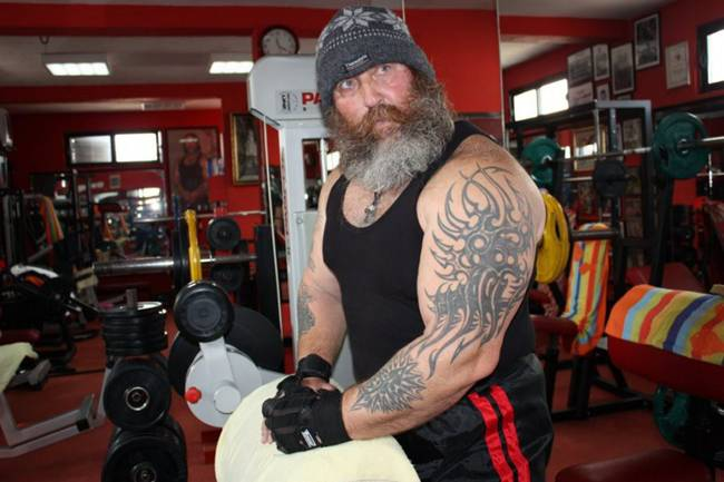 10 Old Aged Bodybuilders