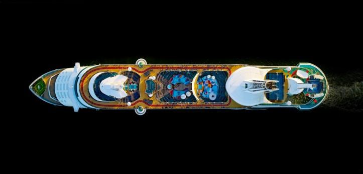 Cruise Ships photography