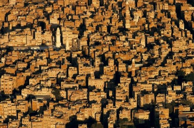 Aerial Photographs by Yann Arthus-Bertrand