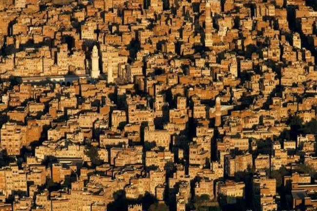 Aerial Photographs by Yann Arthus-Bertrand