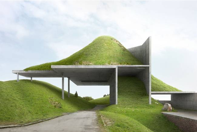 Architectural designs by Photographer Filip Dujardin