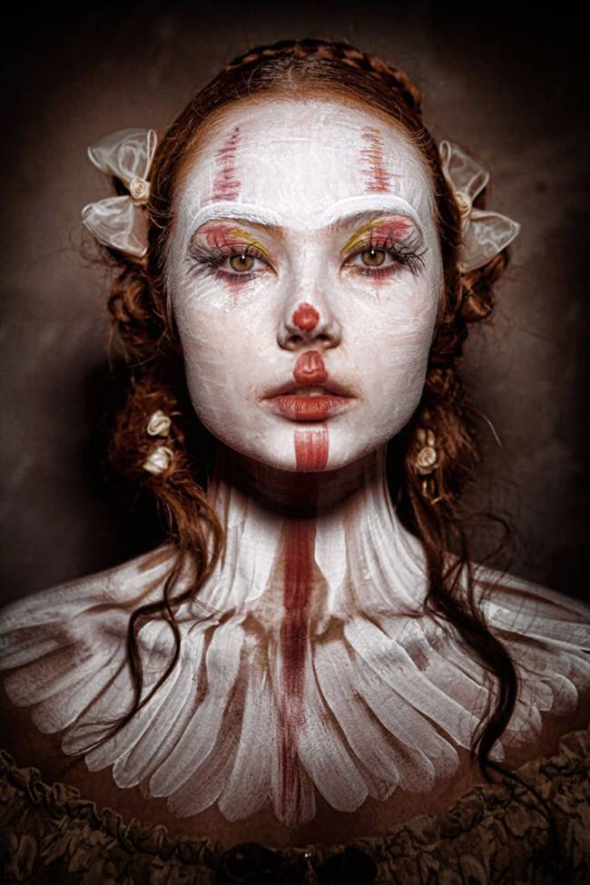 Scary-Clowns-Portraits-By-Eolo-Perfido-08