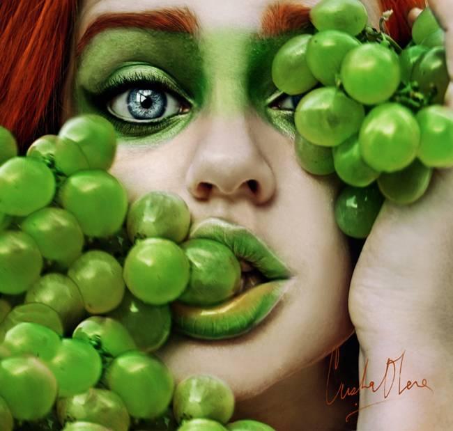 Tutti-Frutti-Self-Portraits-by-Cristina-Otero-12