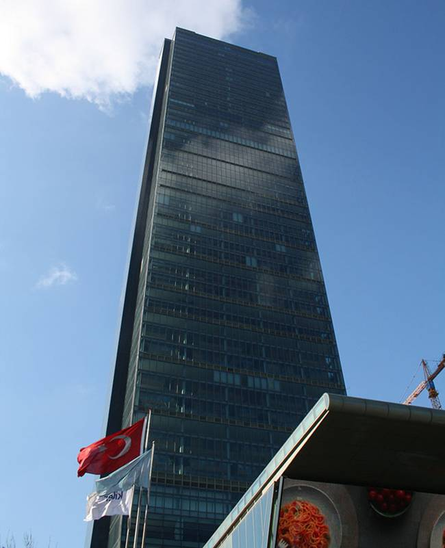 10 tallest buildings in Europe