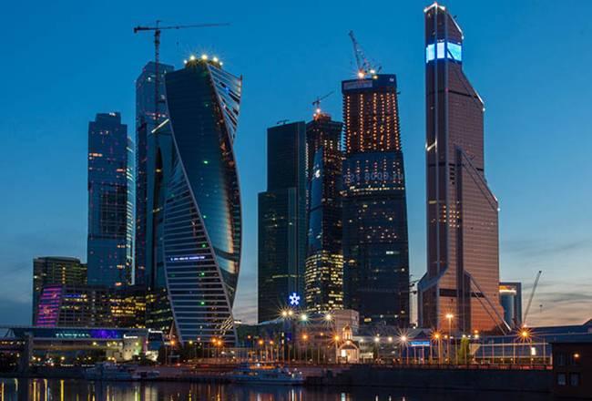 06 Moscow. Steel Peak