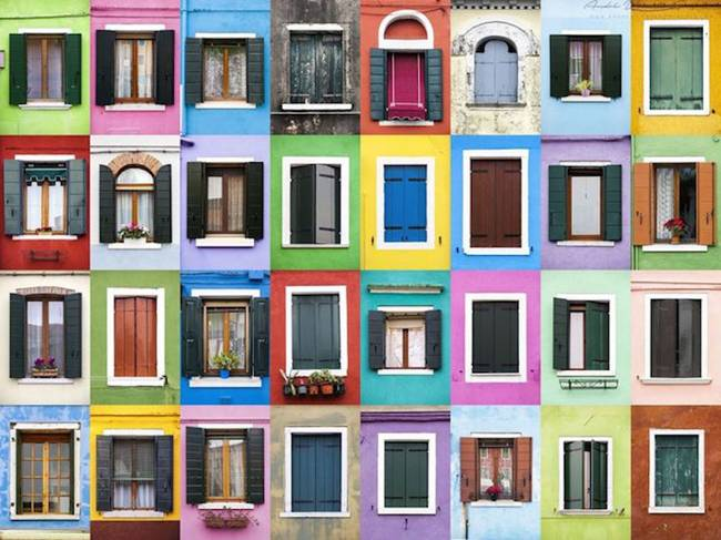 Windows Around the World by photographer André Vicente Goncalves