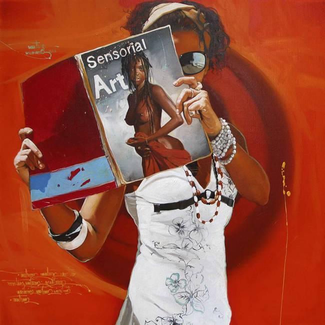 Cuba Artist Yunior Hurtado