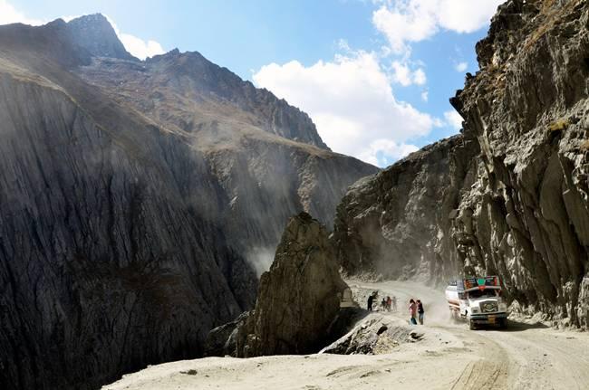 The Road Leh To Jammu