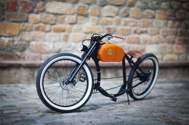 the Oto Cycles Electro Bikes