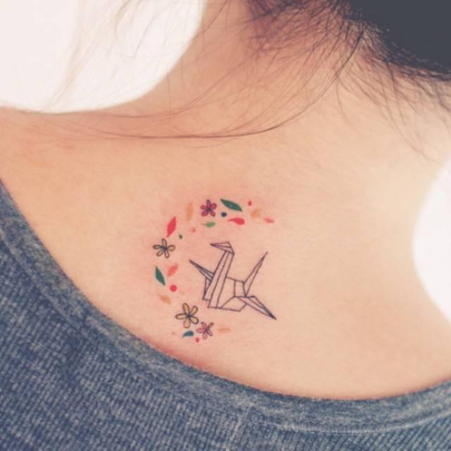 20 nice idea to minimalist tattoos