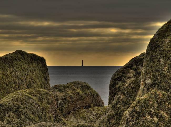 Bishop Rock Lighthouse England