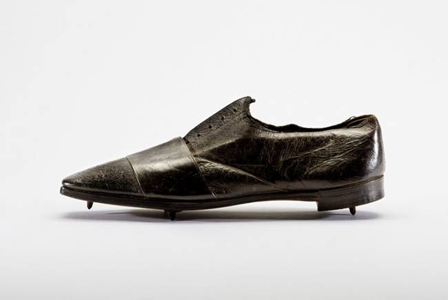 Running shoe brand Thomas Dutton and Thorowgood, 1860-1865 years