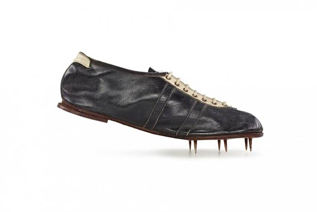 Model Waitzer, founded by Adolf Dassler, founder of Adidas, 1936