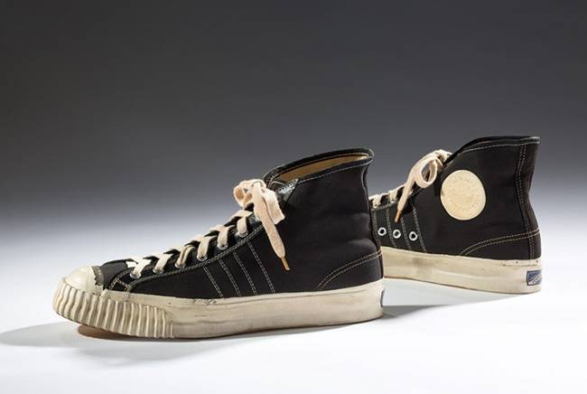 Model Gripper brand Converse, 1940-1950 years