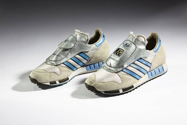 Model Micropacer brand Adidas, 1984