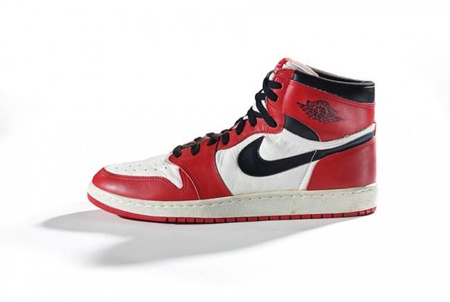 Model brand Nike, 1984-1985 years