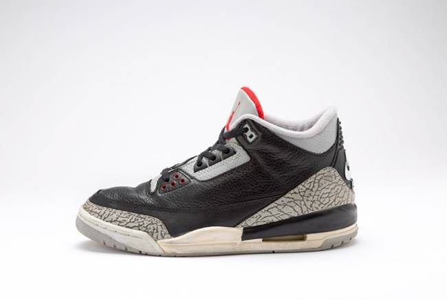 Model Air Jordan III brand Nike, 1988
