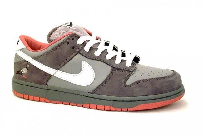 Model brand Nike, 2005
