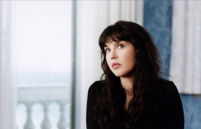 French actress Isabelle Adjani