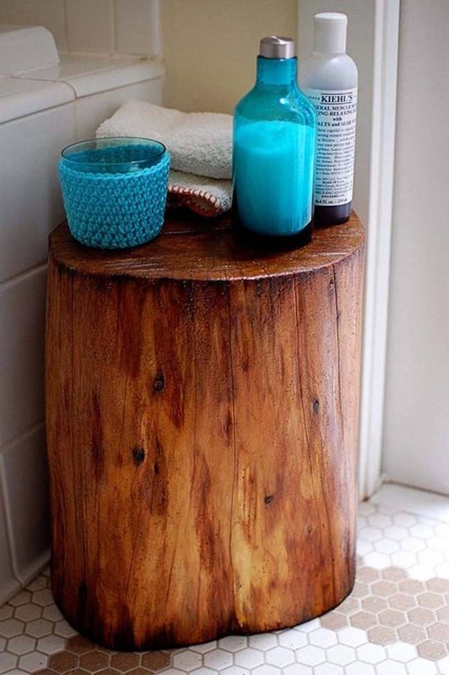 A table for the bathroom or any other part of the house.
