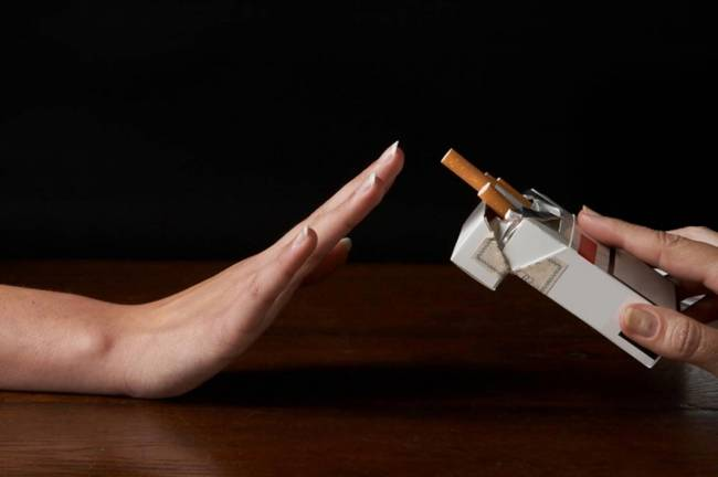 12 FACTS ABOUT WHAT IS HAPPENING WITH THE HUMAN BODY, after he quit smoking
