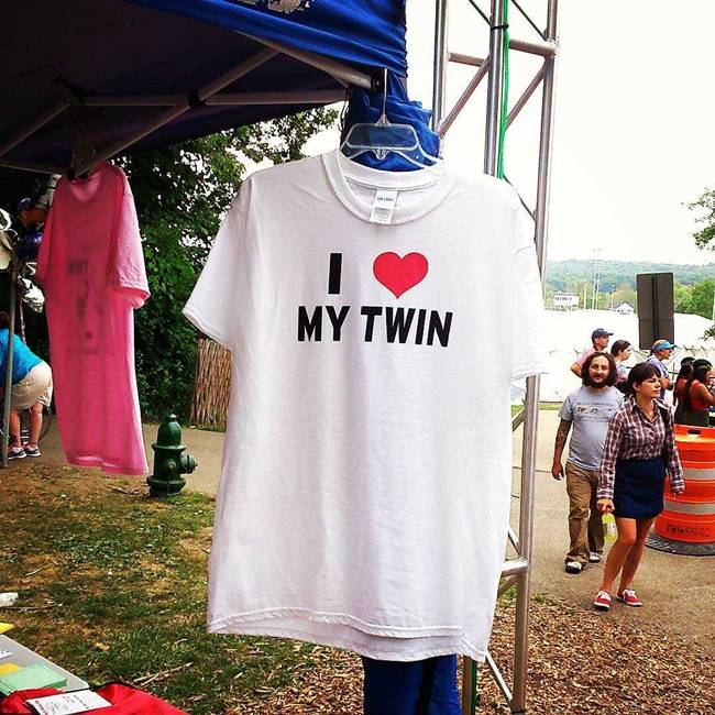 Festival in Twinsburg, The city of the Twins