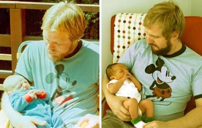 Genetics Similarities In Relatives