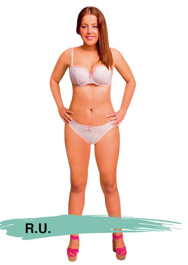 One Woman's Body Photoshopped by People 18 different Countires