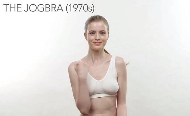 The History of the Bra