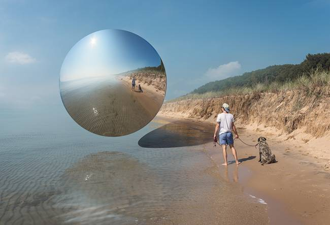 Photo manipulation with the real world by Logan Zillmer