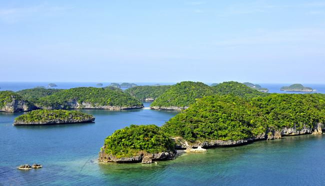 Hundred Islands National Park Philippines
