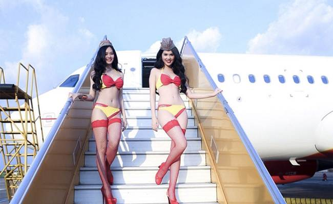Vietnam's Bikini Airline