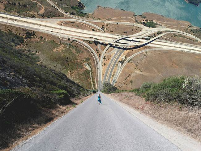 Unusual world of Laurent Rosset