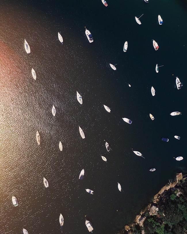 Aerial Photography by Gabriel Scanu