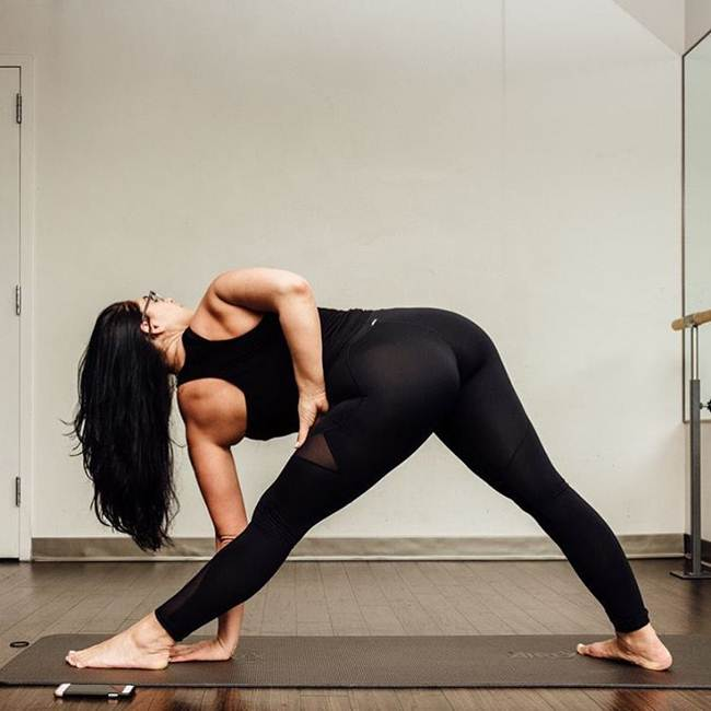 CBQuality, A Personal trainer and Yoga Guru