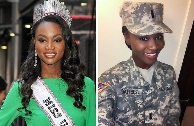 Deshauna Barber (USA) Miss USA 2016