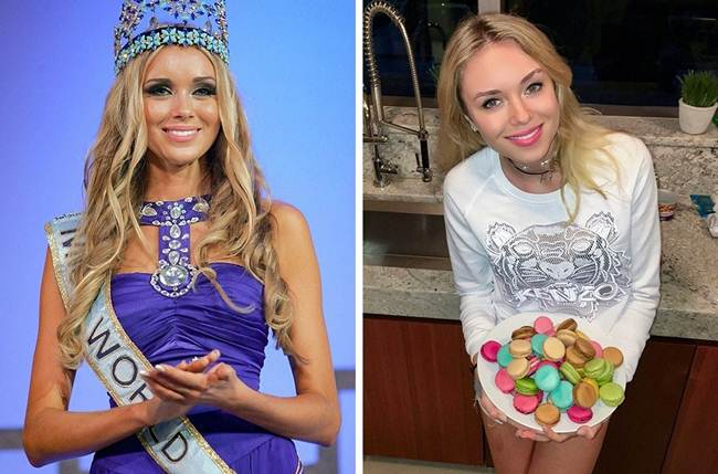 Ksenia Sukhinova (Russia) Miss World 2008