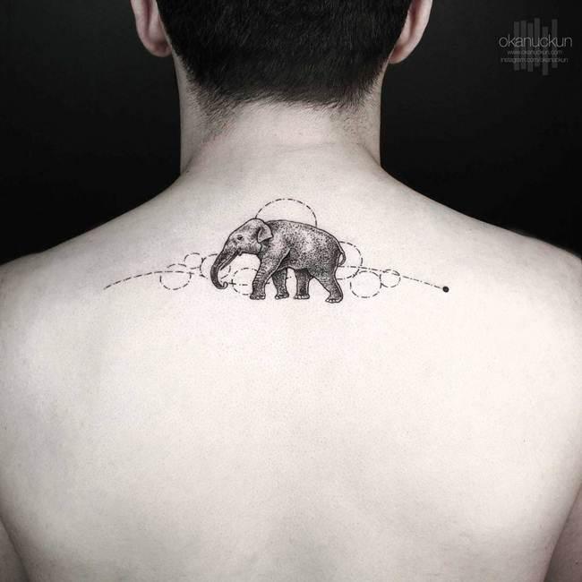 Tattoo Art-work by Okan Uçkun