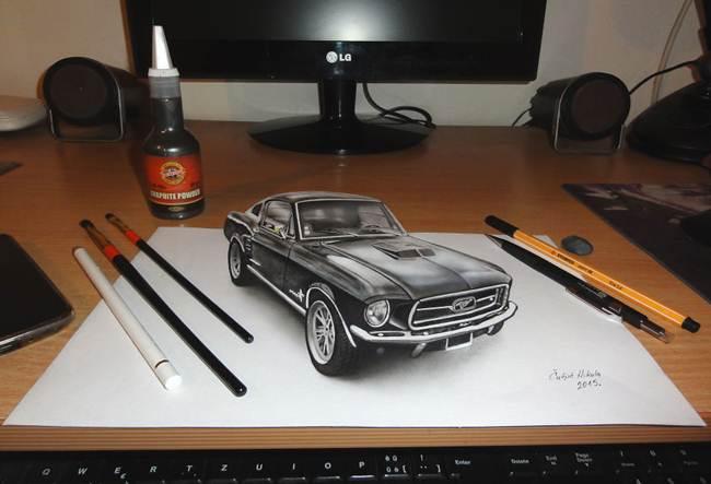 Nikola Čuljić 3D Art