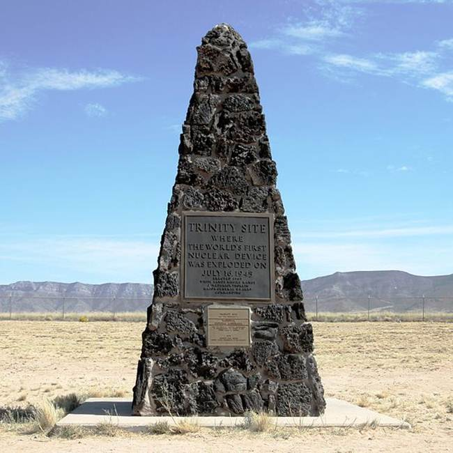 Extreme Tourism: The Last Nuclear test Sites