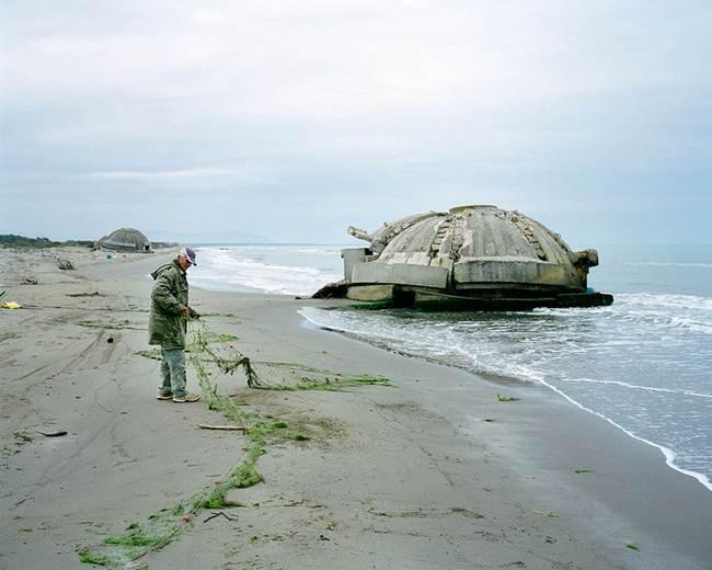 Abandoned Bunkers Of Albania