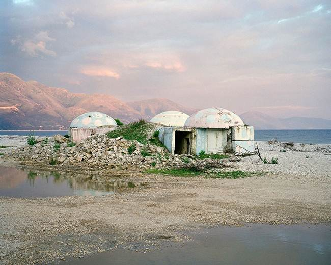 Abandoned Bunkers Of Albania