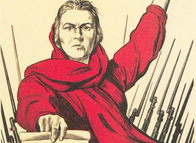 """""""The Motherland Calls!"""": Who is actually depicted on the famous poster"""