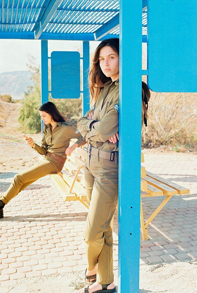 Girls-recruits-in-the-Israeli-army-006