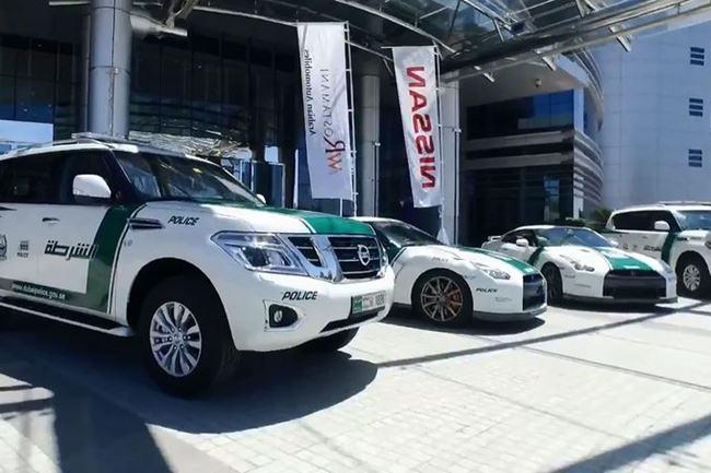 Police Cars In Dubai Gudsol