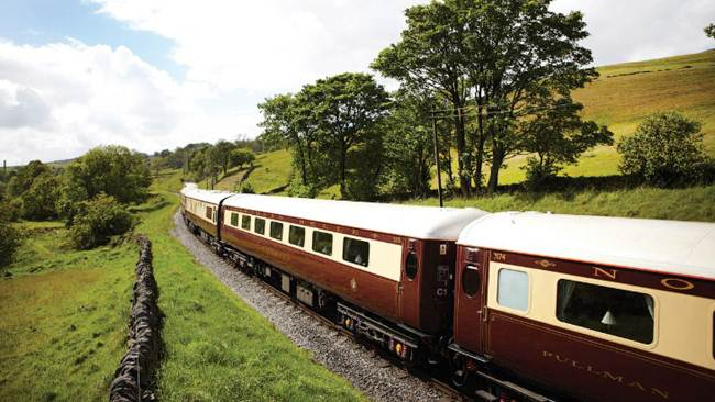 12 Most Luxurious Tourist Train VIP-World