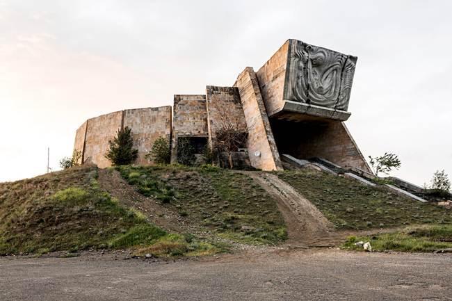The best Soviet architecture in Georgia
