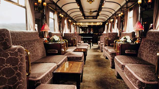 19 VENICE SIMPLON-ORIENT EXPRESS EUROPE