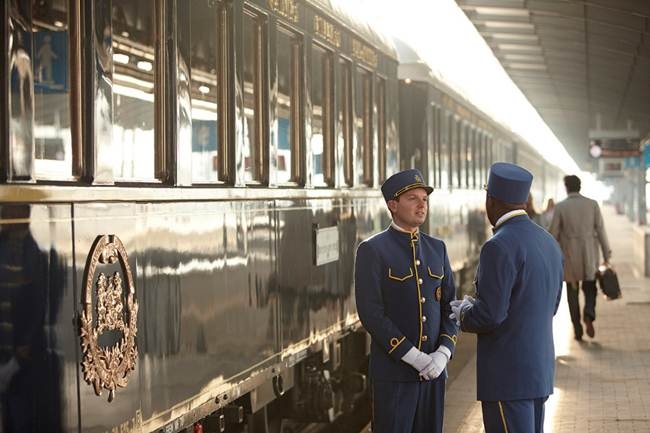20 VENICE SIMPLON-ORIENT EXPRESS EUROPE