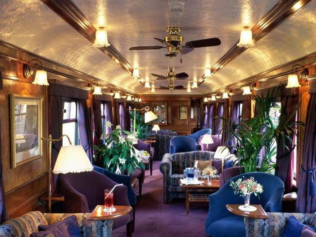 21 BELMOND ROYAL SCOTSMAN SCOTLAND